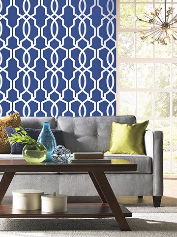 York Ashford Geometrics Wallpaper Collection Interior Decor