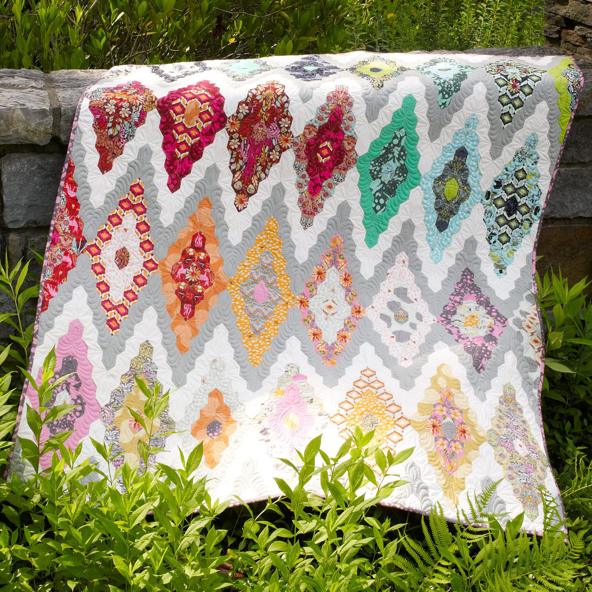 Moon Shine Marquis Quilt