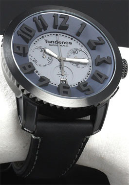 TendenceSwissBlackGreyChronoangle2