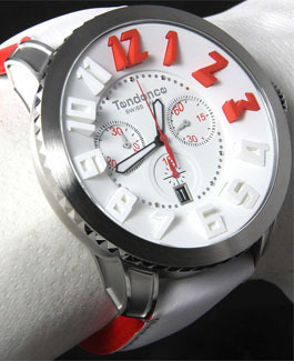 TendenceSwissWhiteChronoangle