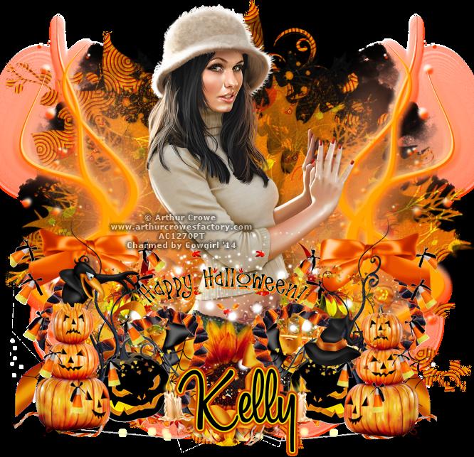 Kelly Haunting Halloween  14
