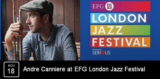 London Jazzfestgig