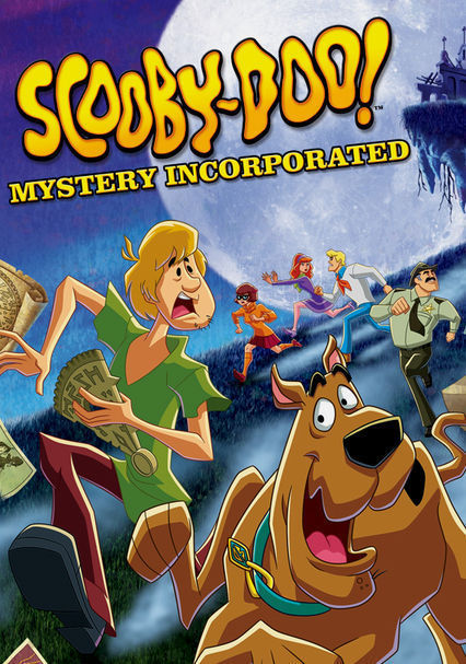 Scooby-Doo Mystery Incorporated