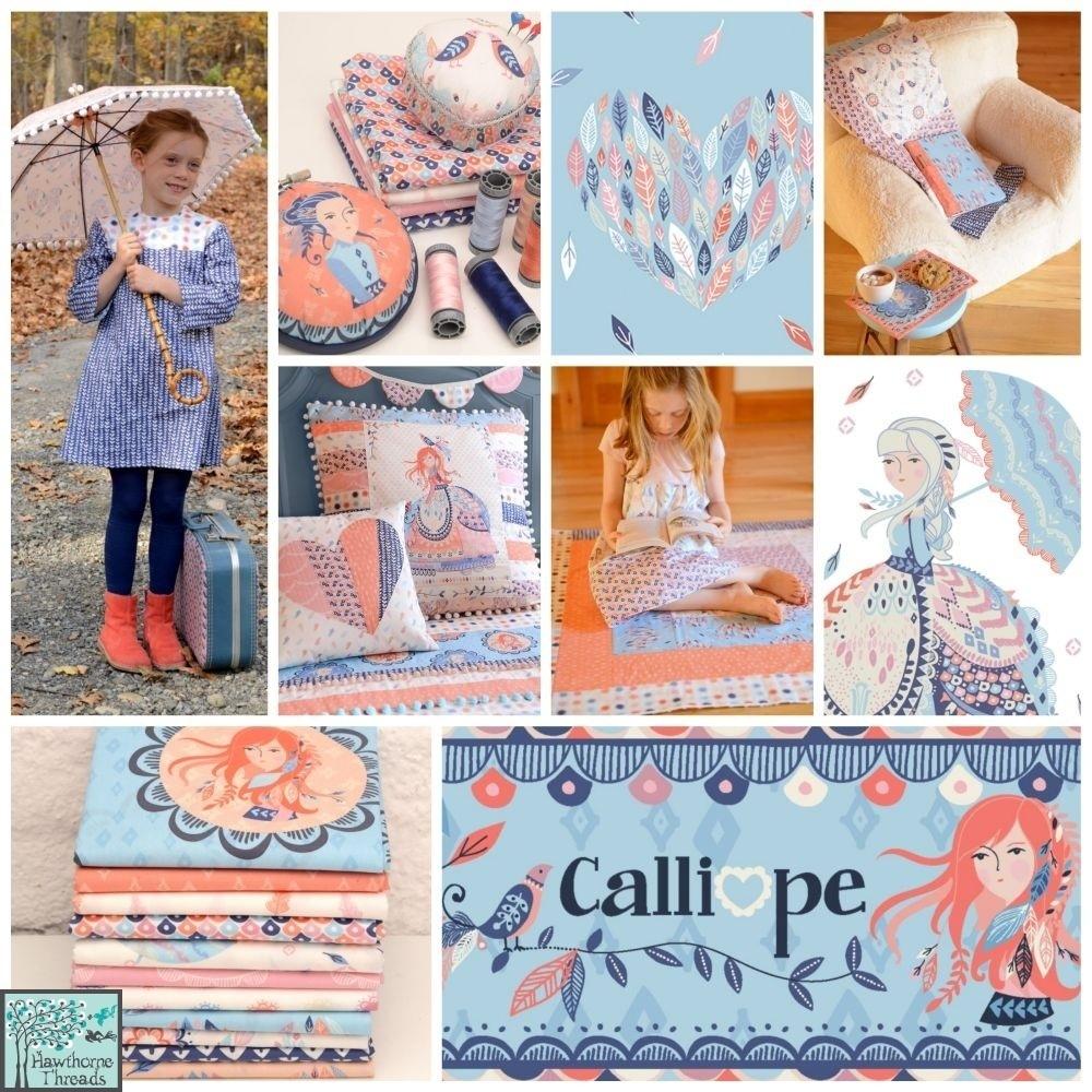 Calliope Poster b
