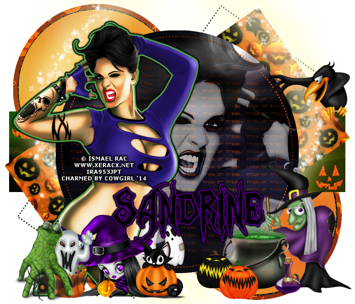 Sandrine Halloween Treats  14