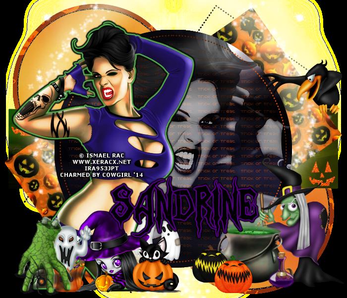 Sandrine Halloween Treats  14