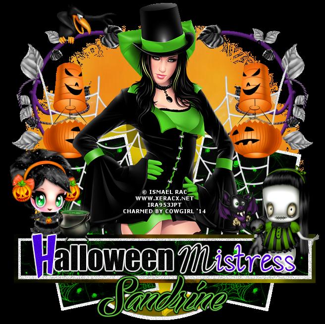 Sandrine Halloween Mistress  14