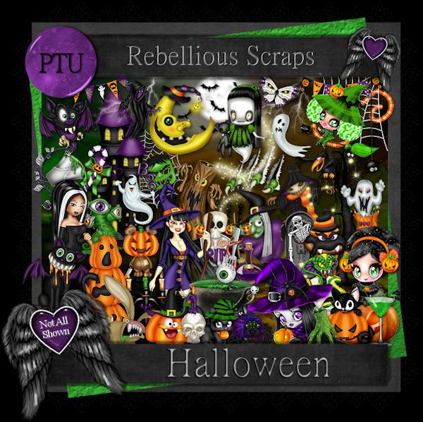 RS Halloween PV