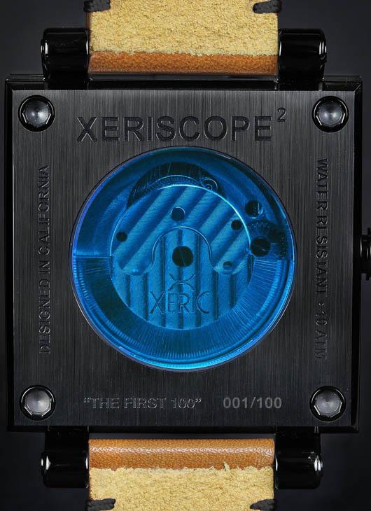 Xeric XS23017-caseback