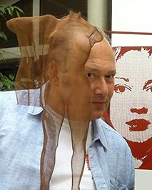 Lee-Benson-number9online-David-Begbie-Sculpture