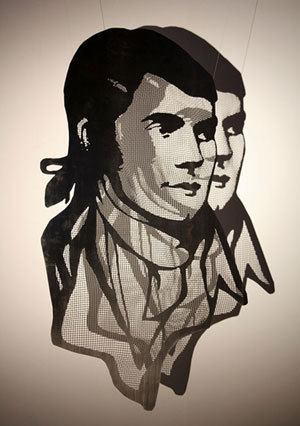 David-Begbie-BURNS-portrait-steel