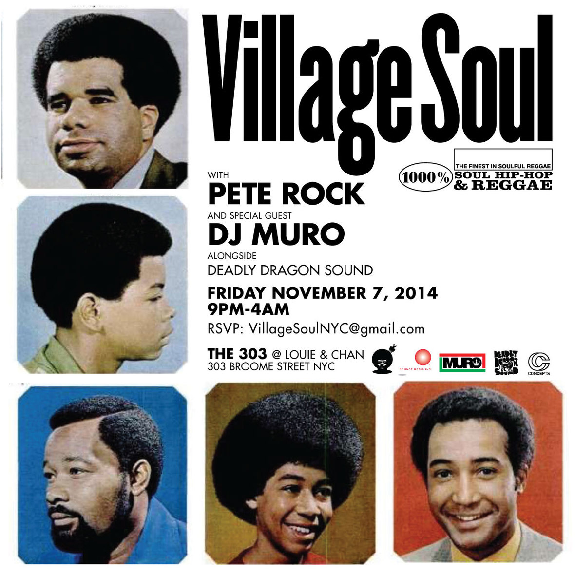 DD-VillageSoulFLIER-Nov2sq