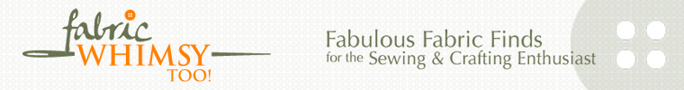 fabric whimsy banner