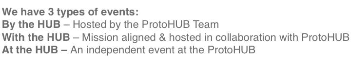 Newsletter event description