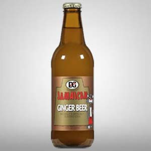 300PIX Ginger beer Soda grande