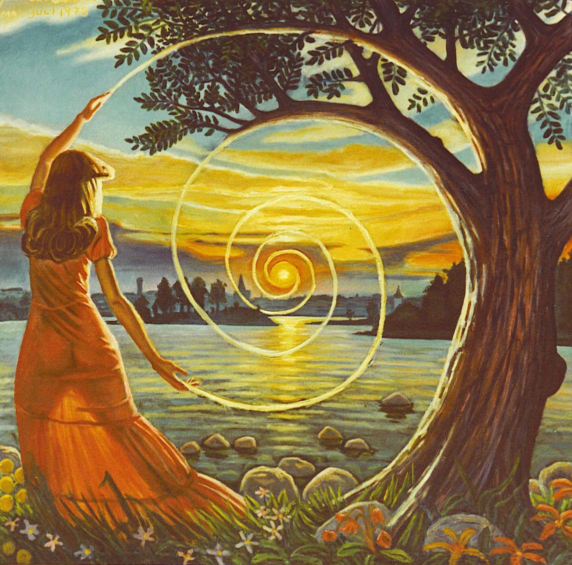 Spiral nature