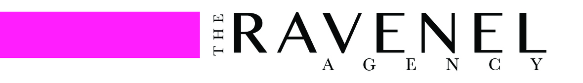 RavenelAgency logo with