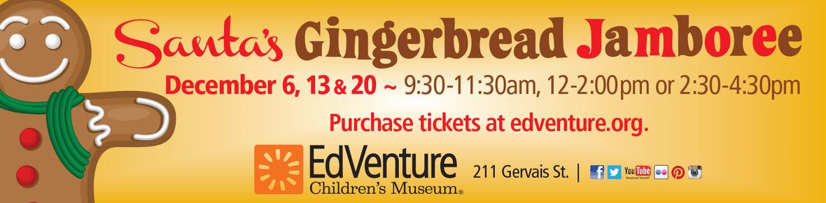 EdV GingerbreadJam