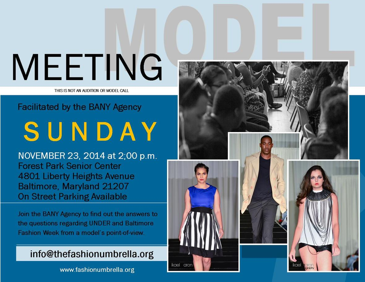 Model Meeting