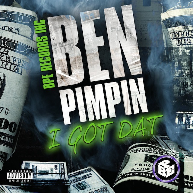 Ben Pimpin Cover