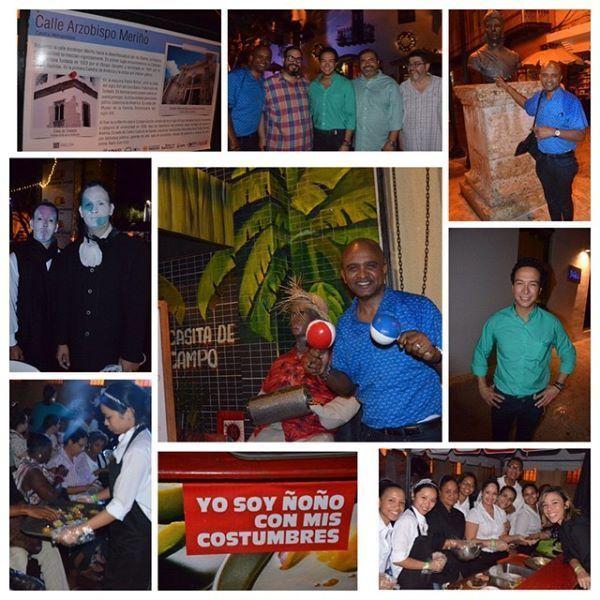 """Arranca con  gran éxito """"Santo Domingo Colonial  Fest 2014"""" en Republica Dominicana."""