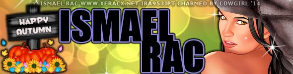 Ismael Rac Promo Banner 11-24