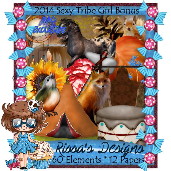 2014BonusSexyTribeGirlPV 01