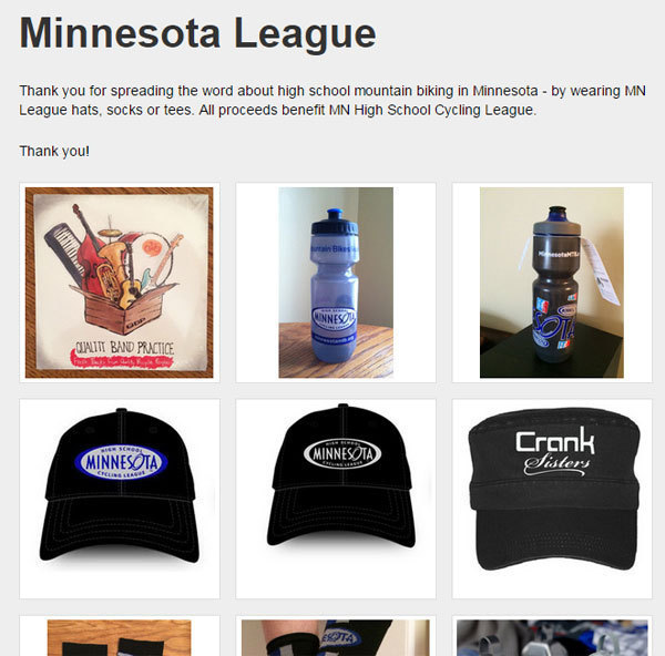 MNLeague store