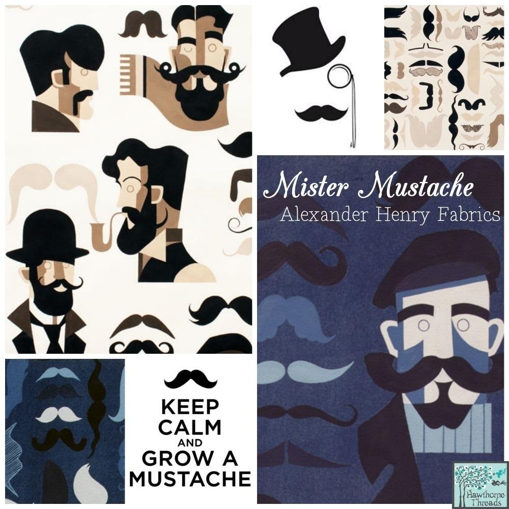 Mister Mustache Poster