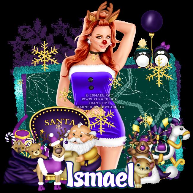 Ismael Santa s Reindeer  14