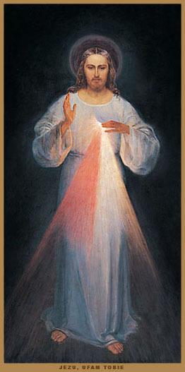 Imagen Jesus Misericordioso