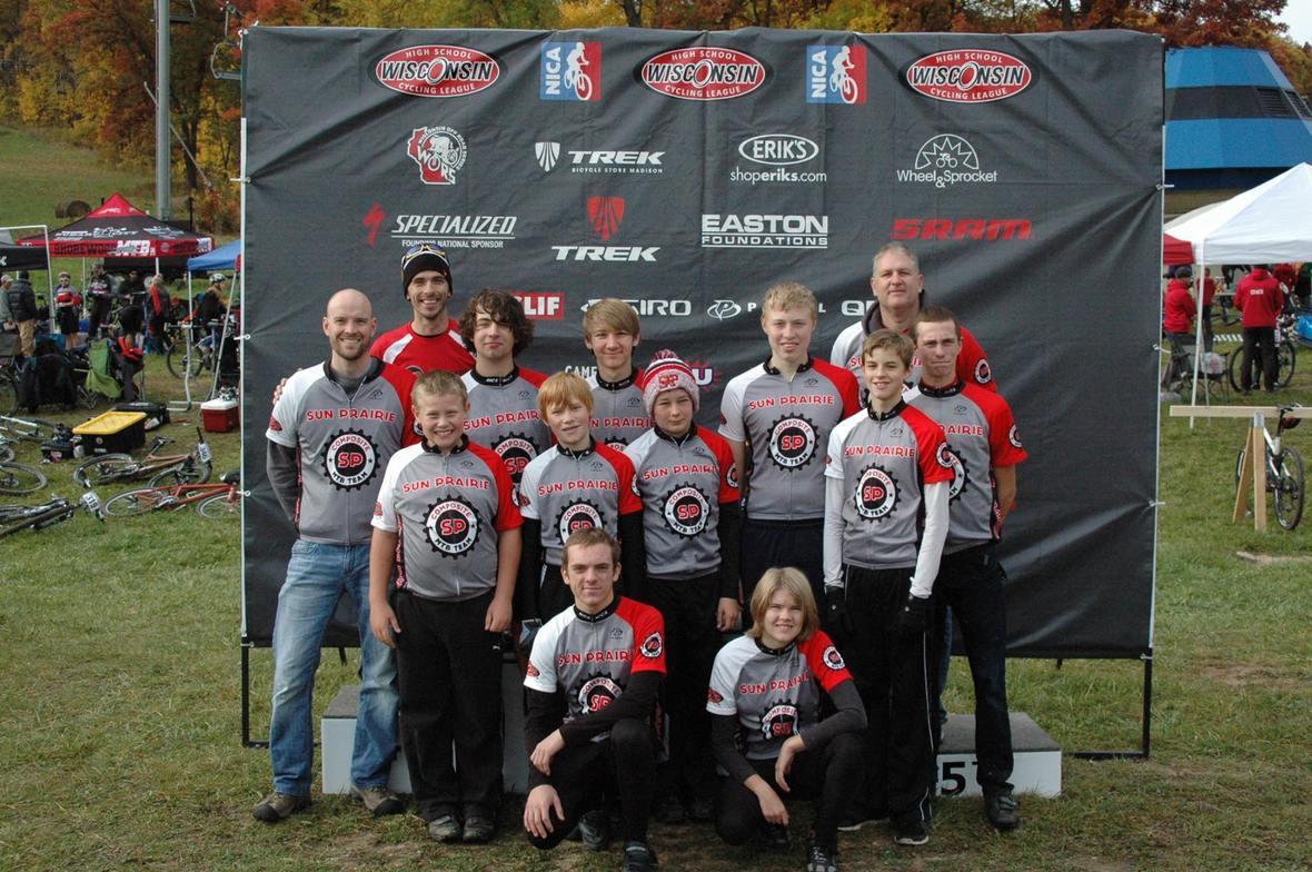 2014 SPHS MTB Team