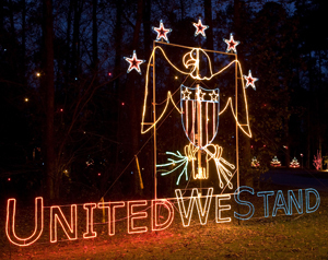 Holiday Lights - United We Stand