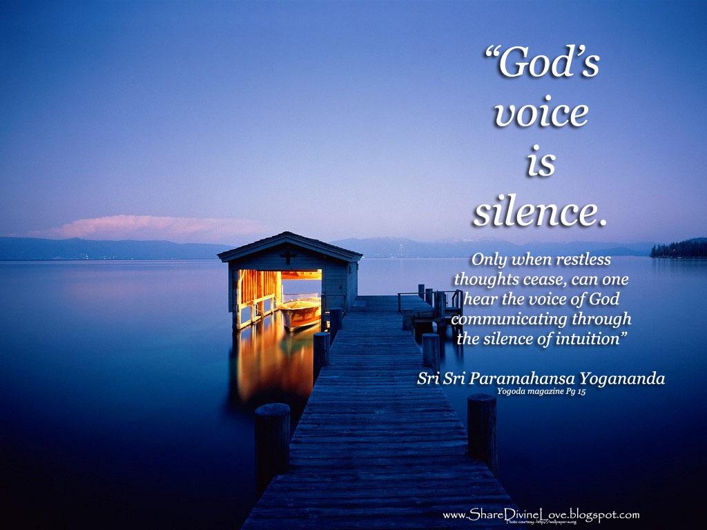 Gods voice copy