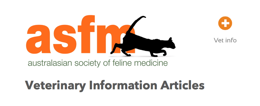 ASFM Vet Info Articles Header