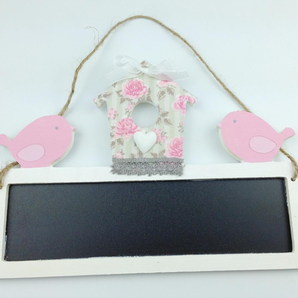 lavagna uccellini rosa2