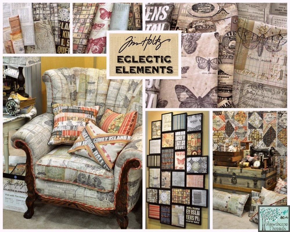 Eclectic Elements Poster