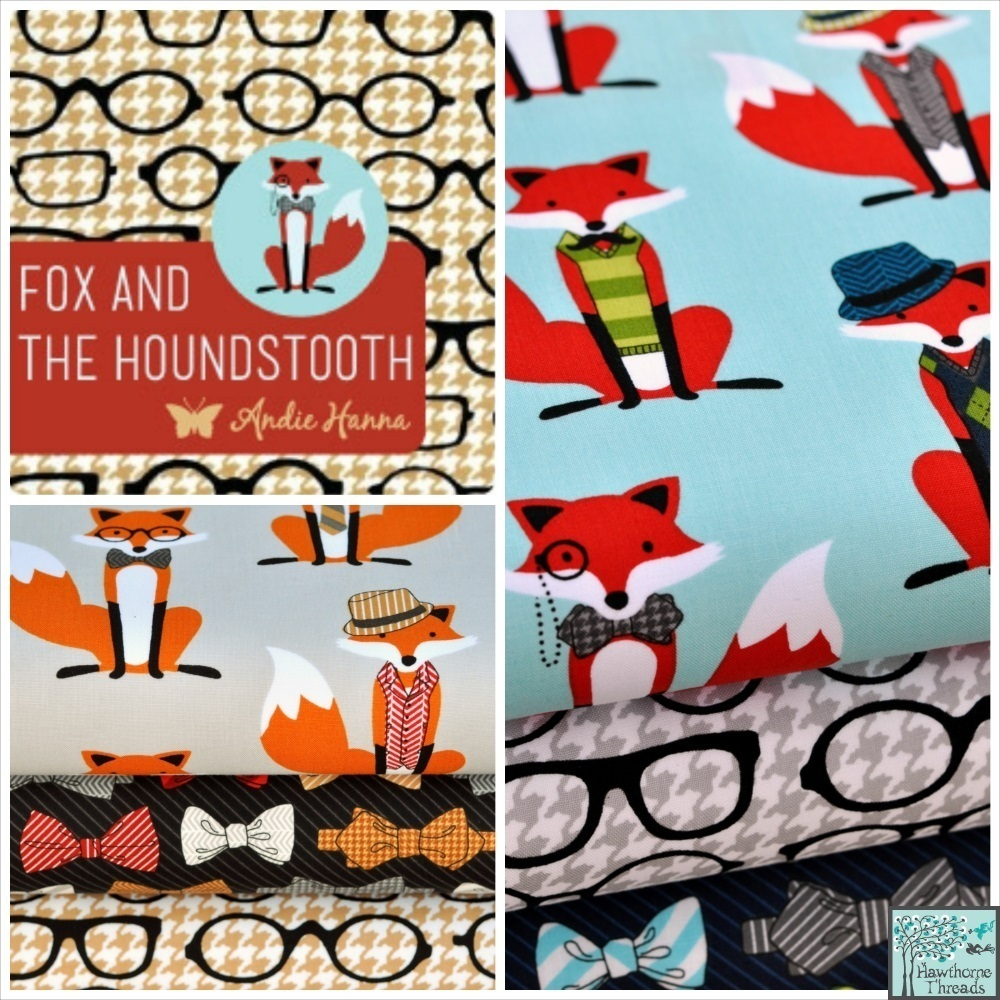 Fox and Houndstooth