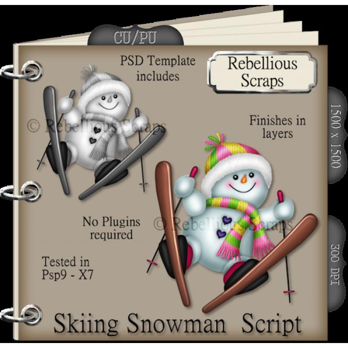 RS SkiingSnowman PV-700x700