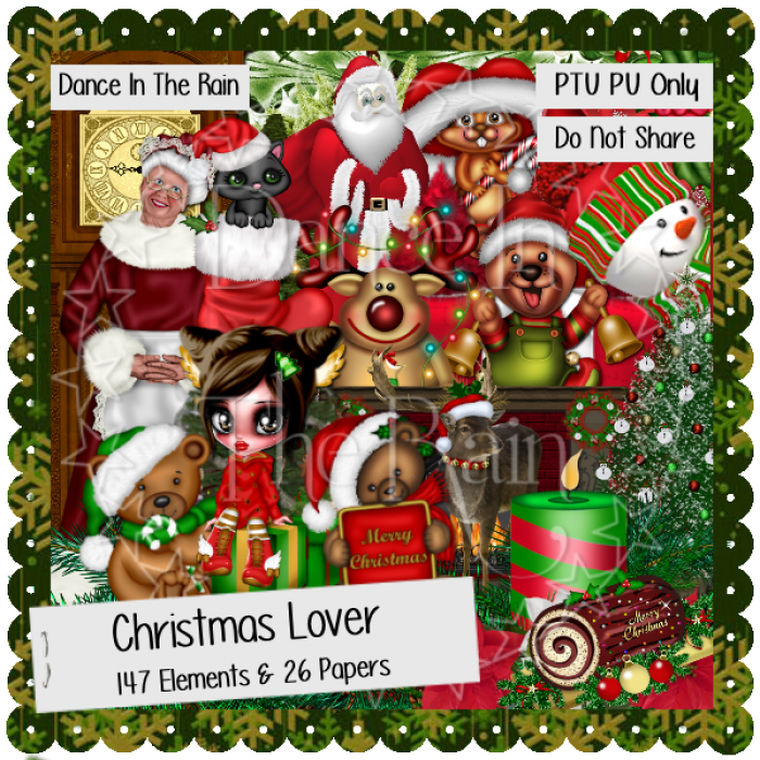 Christmas Lover Preview-700x700