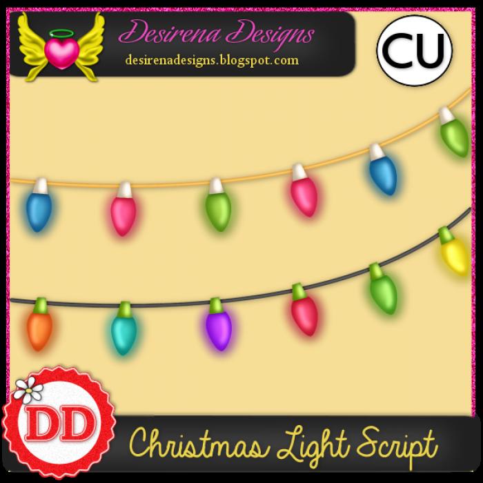 DesirenaDesigns ChristmasLights ScriptCU PV-700x700