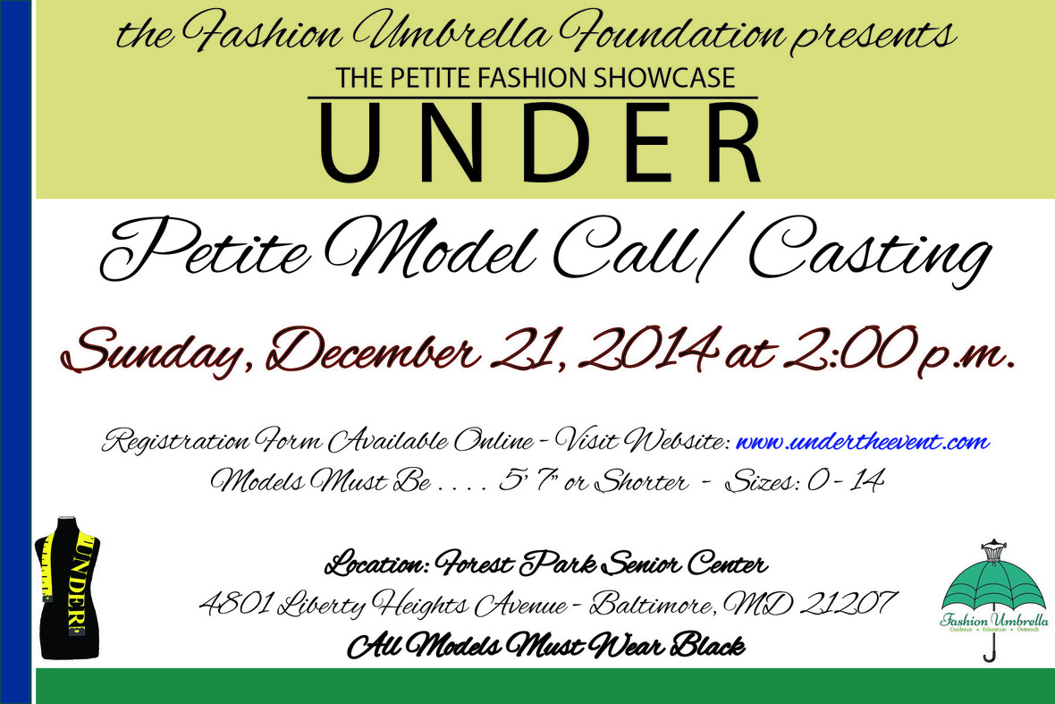 Audition Dec 21