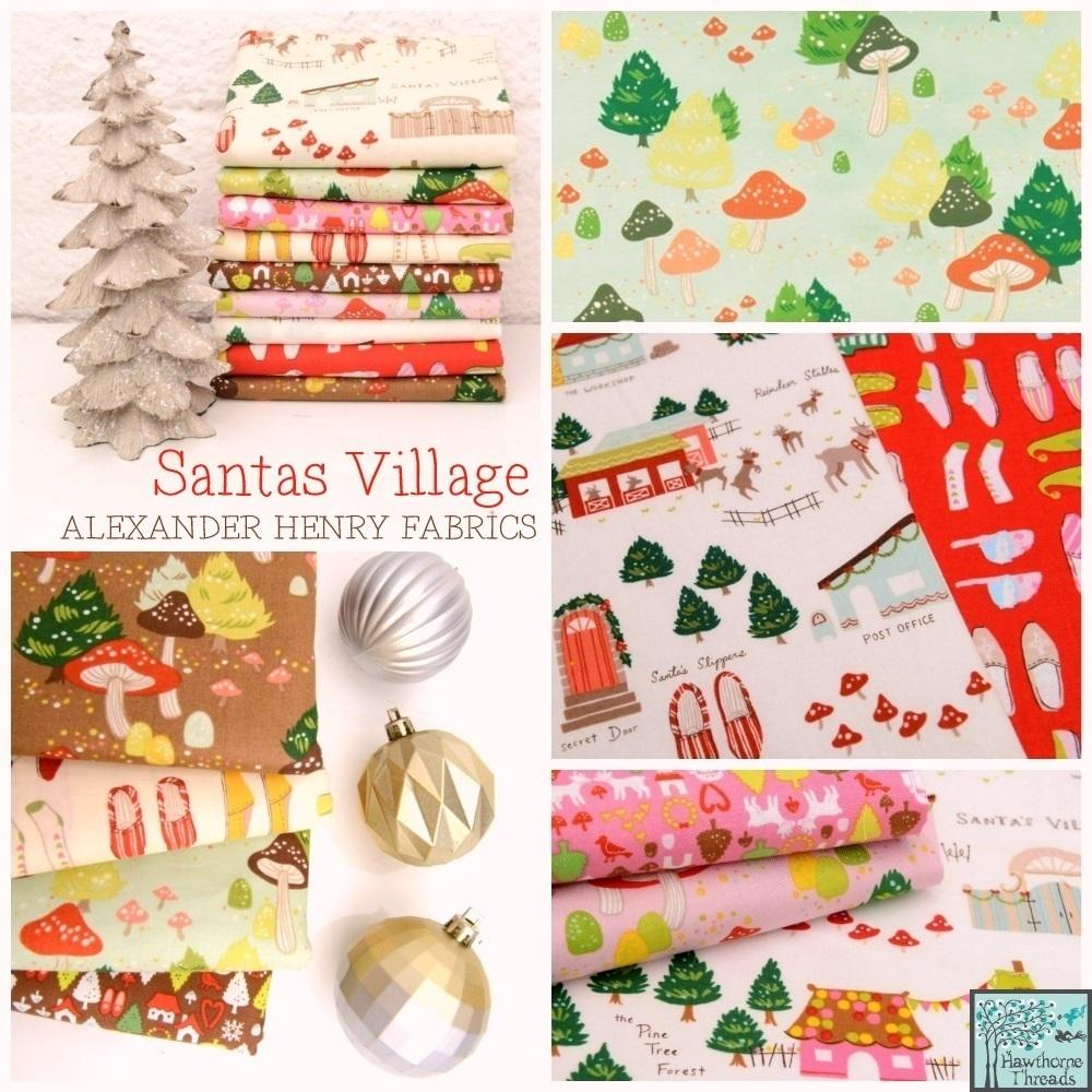 Santas Village Poster