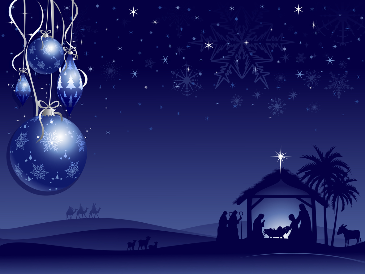 Blue Nativity iStock for Newsletter