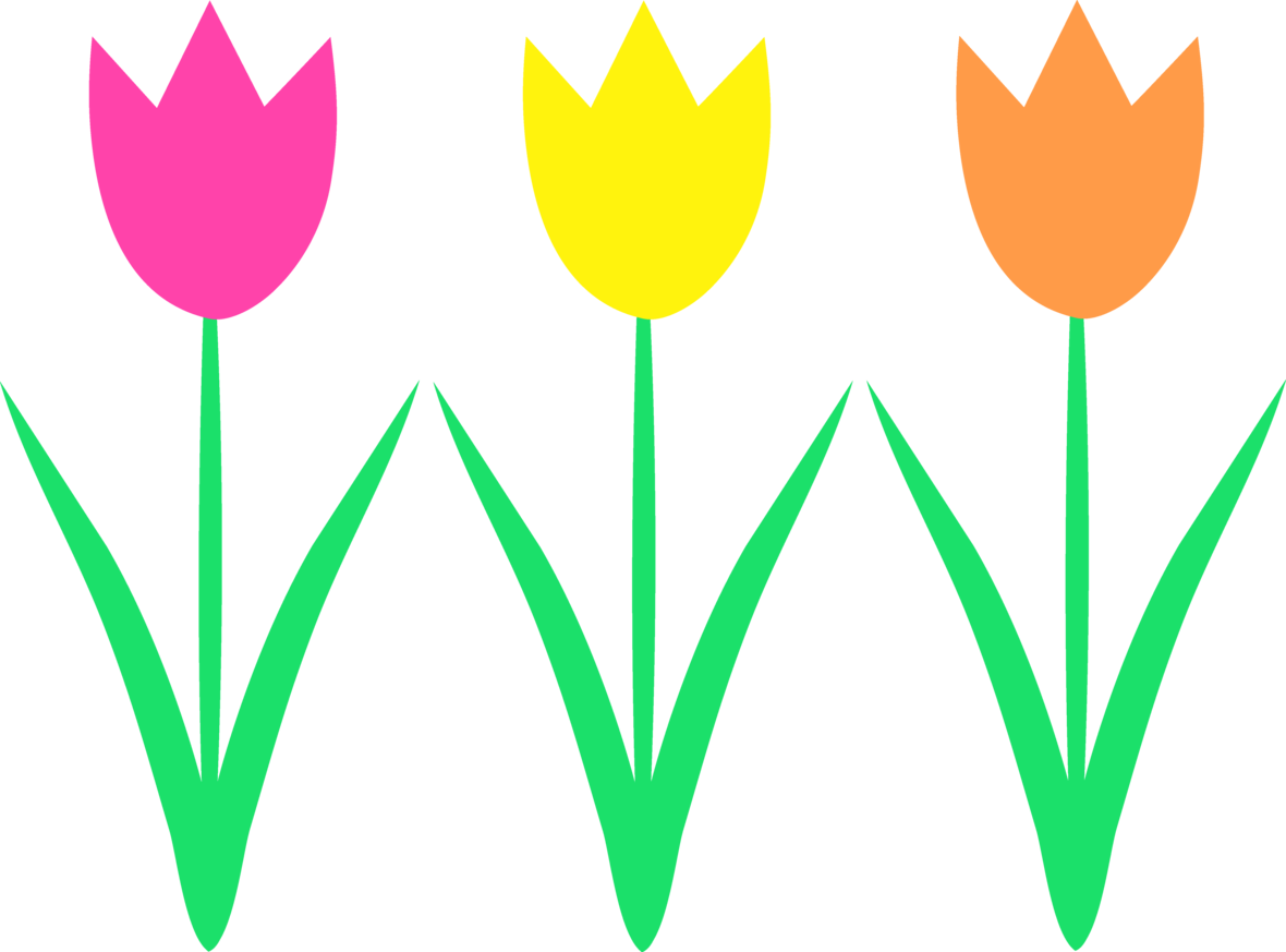 free-spring-clipart-tulips spring clip art