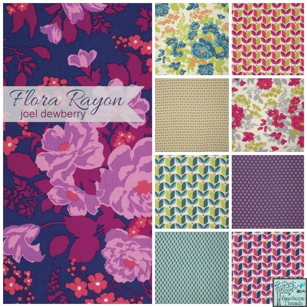 Flora Rayon Poster