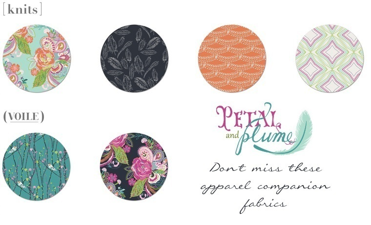 Petal and Plume Alternate Substrates