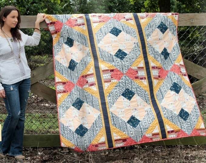 Wild and Free Quilt