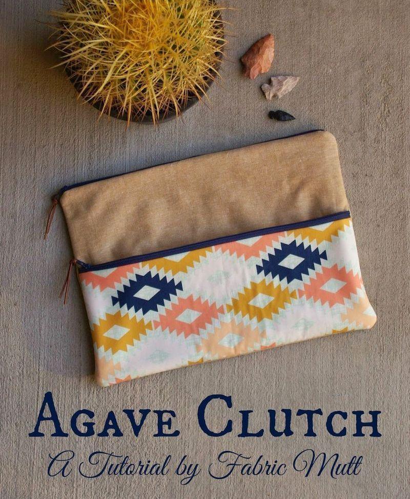 Arizona Clutch Tutorial