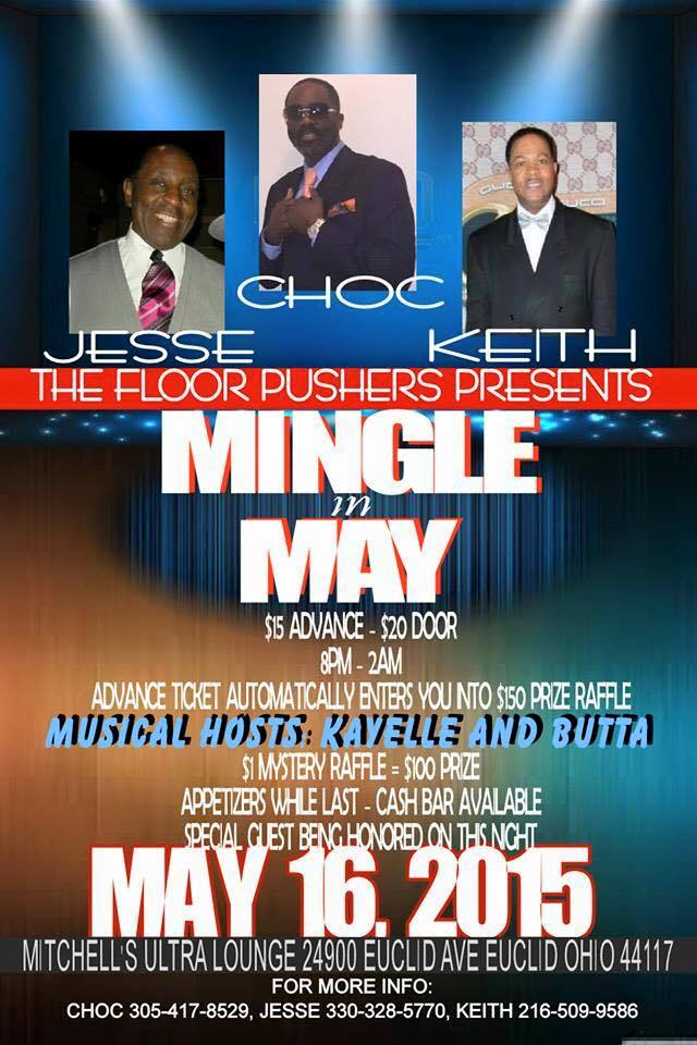 Mingle In May